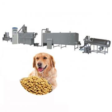 New Designed Big Capacity Dry Pet Dog Food Production Line for Sale