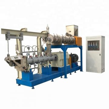 China Made High Output Ce Floating Fish Food Extruder Machine