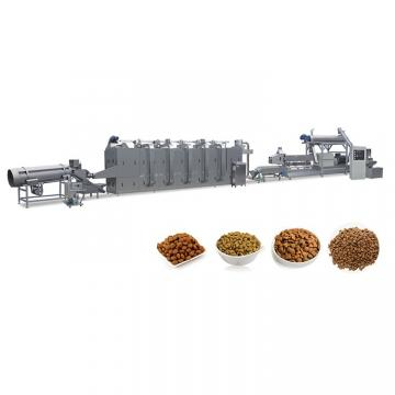Large-Scale Pet Dog Food Fish Feed Making Machine