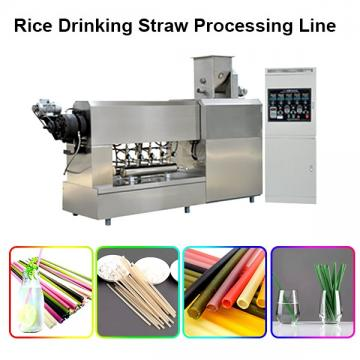 Biodegradable Drinking Straw Extruder