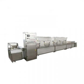 China Industrial Conveyor Microwave Herb Leaves Dryer