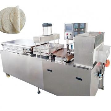 China Fabricated Tortilla Chips Food Production Line