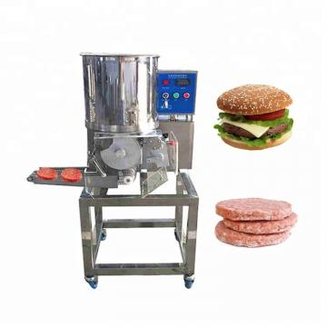 High Speed Burger Automatic Paper Lunch Box Making Machine