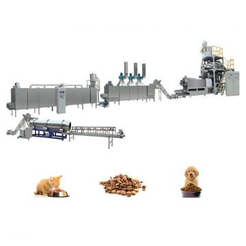 Twin Screw Dog Food Making Machine