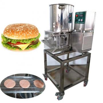 130mm High Efficiency Commercial Manua Hamburger Patty Forming Making Machine Hamburger Patty Press