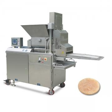 Automatic Burger Bun Horizontal Flow Packaging Machine