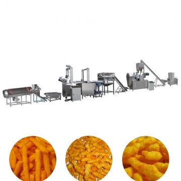 Easy Operation Doritos Corn Chips Snacks Machine Frying Snacks Chips Machine