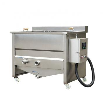Automatic High Capacity Industrial Food Snack Frying Machine