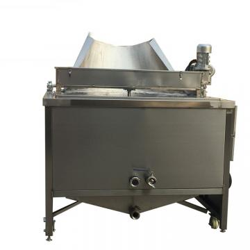 Automatic Continuous Chips Pellet Snack Deep Fryer Machine