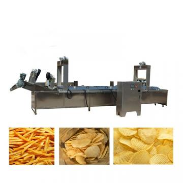 Automatic Potato Chips Making Machine Industrial Fully Automatic Potato Chips Making Production Line Machine Price Snack Machine