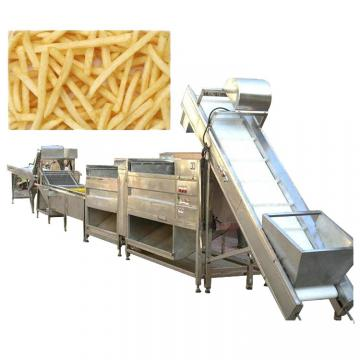 China 200kg/h fully automatic potato chips making machine price