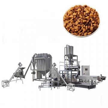 Dry Nutritional Dog Food Machine Pet Food Extrusion Machine Extruder Production Line