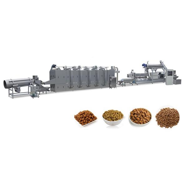 Large-Scale Pet Dog Food Fish Feed Making Machine #1 image