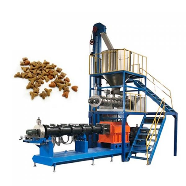 Stainless Steel Animal Food Production Line/Pet Food Making Machine/Dog Food Machine for Business #1 image