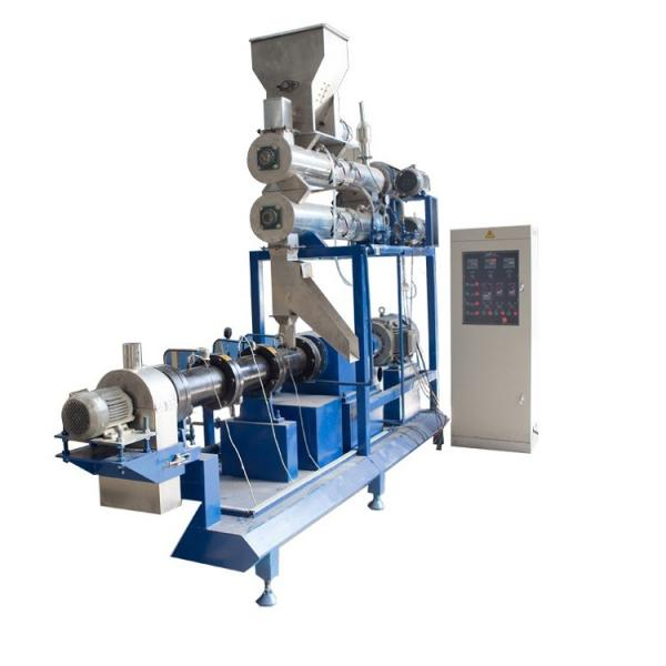High Speed Rotary Extruder for Fish Feed #1 image