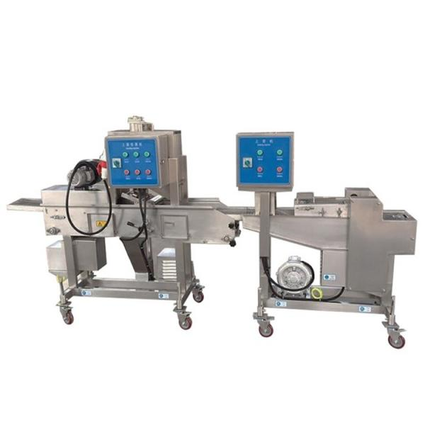 Automatic Pizza Frozen Pasta Burger Bun Packaging Machine #1 image