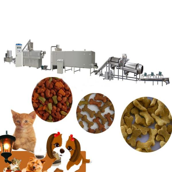 Pet Food Dog Cat Birds Food Machine Animal Feed Production Line #2 image