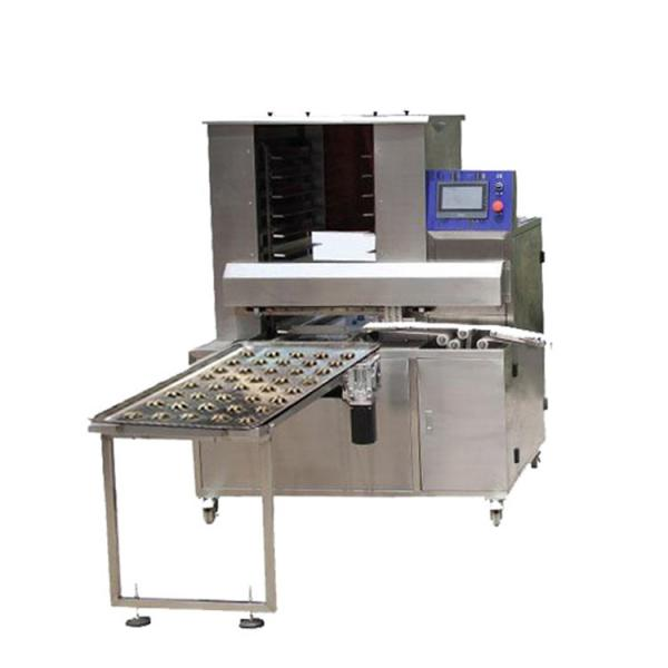 Complete Full Automatic BCQ1200 Hard Biscuit Cookie Making Production Line #1 image
