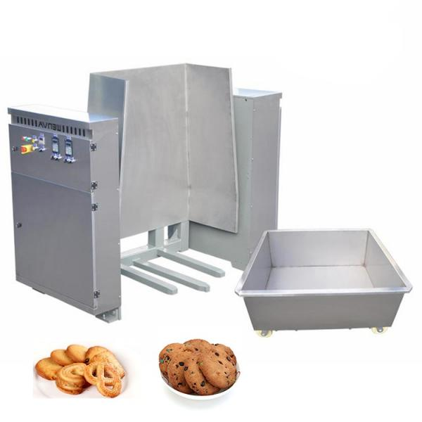 Complete Full Automatic BCQ1200 Hard Biscuit Cookie Making Production Line #2 image