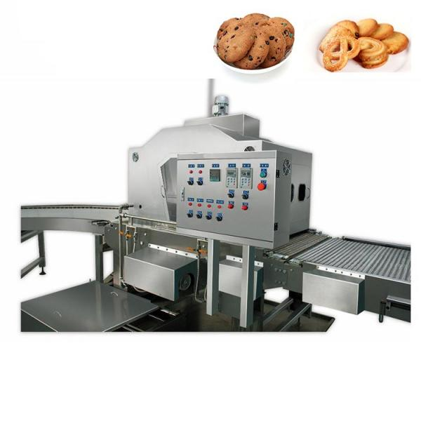 Complete Full Automatic BCQ1200 Hard Biscuit Cookie Making Production Line #3 image